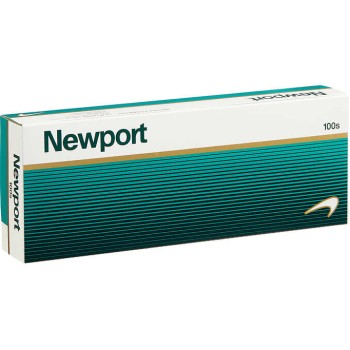 Newport 100s Soft Pack