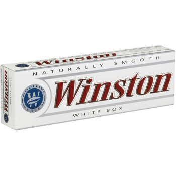Winston White 85 Box
