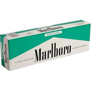 Marlboro King Menthol Box