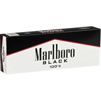 Marlboro Black 100s Box