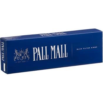 Pall Mall King Blue Box