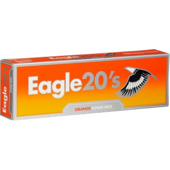 Eagle 20s Kings Orange Box