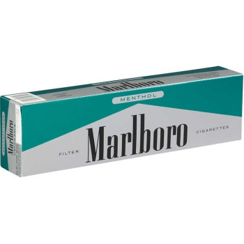 Marlboro 72s Green Pack Box