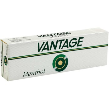 Vantage Menthol Kings Box