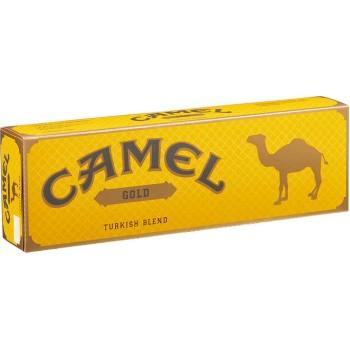Camel Gold 85 Box