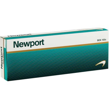 Newport 100s Box