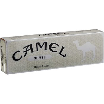 Camel Silver 85 Box