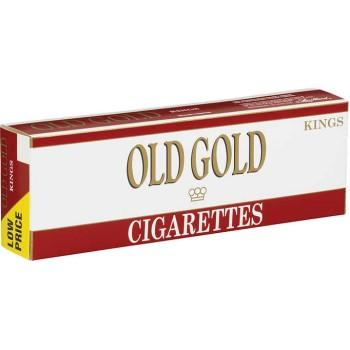 Old Gold King Soft Pack