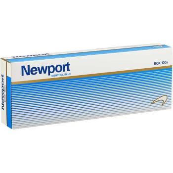 Newport Menthol Blue 100s Box