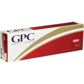 GPC King Red Box