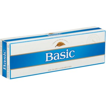 Basic Blue Pack Box
