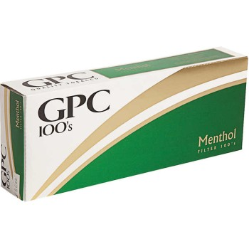 GPC Menthol 100s Soft Pack