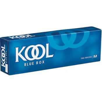 Kool Menthol Blue 85 Box