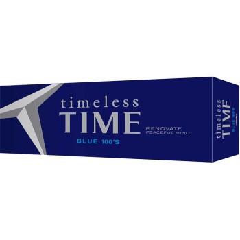 Timeless Time Blue 100 Box