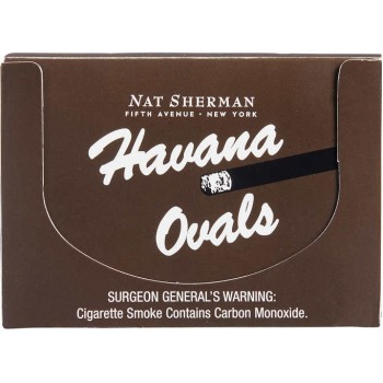 Nat Sherman Havana Ovals 5 Pack 20 ct