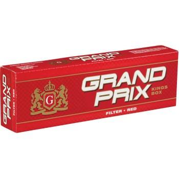 Grand Prix Red Kings Box