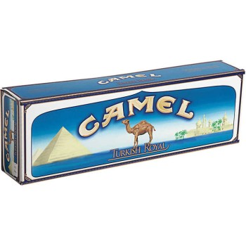 Camel King Turkish Royal Box