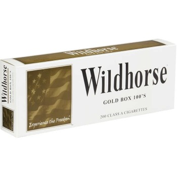 Wildhorse Gold 100s Box