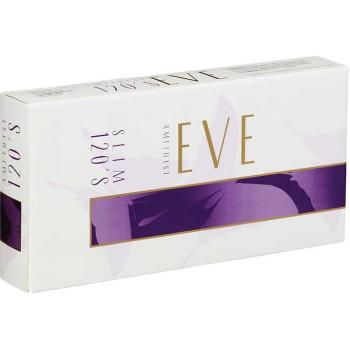 Eve Amethyst 120s Box