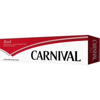 Carnival Red King Box