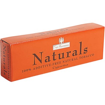 Nat Sherman Naturals King Box