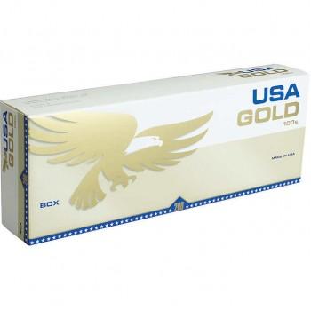 USA Gold Gold 100s Box