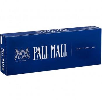 Pall Mall Blue 100s Box
