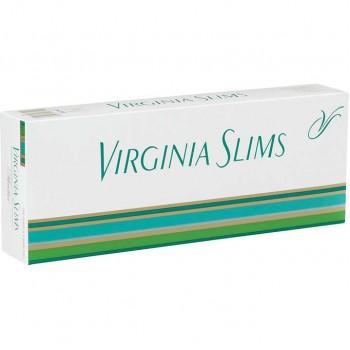 Virginia Slims Menthol 100s Soft Pack