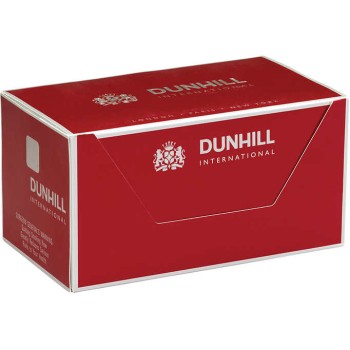 Dunhill International Red Box