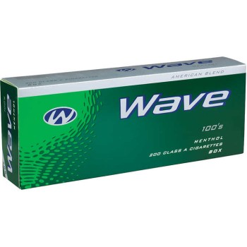 Wave Menthol 100s Box