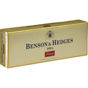 Benson & Hedges 100s Luxury Box