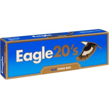 Eagle 20s Kings Blue Box