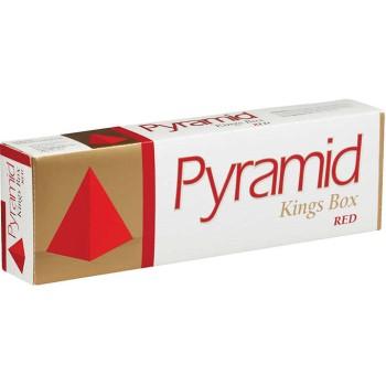 Pyramid King Red Box
