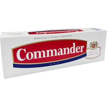 Commander King Box