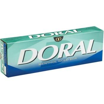 Doral Menthol Gold 85 Box