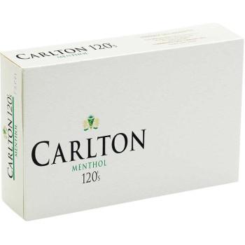 Carlton Menthol 120s Box